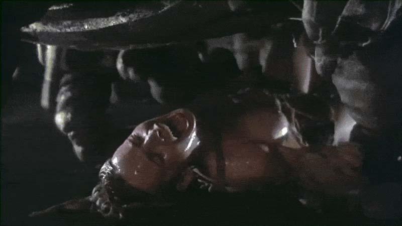 Hot horror monster sex scene